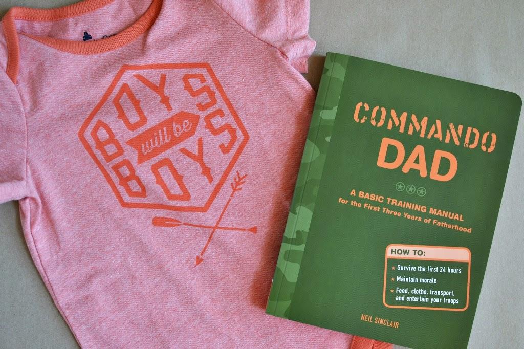 """Commando Dad"" - by Neil Sinclair"