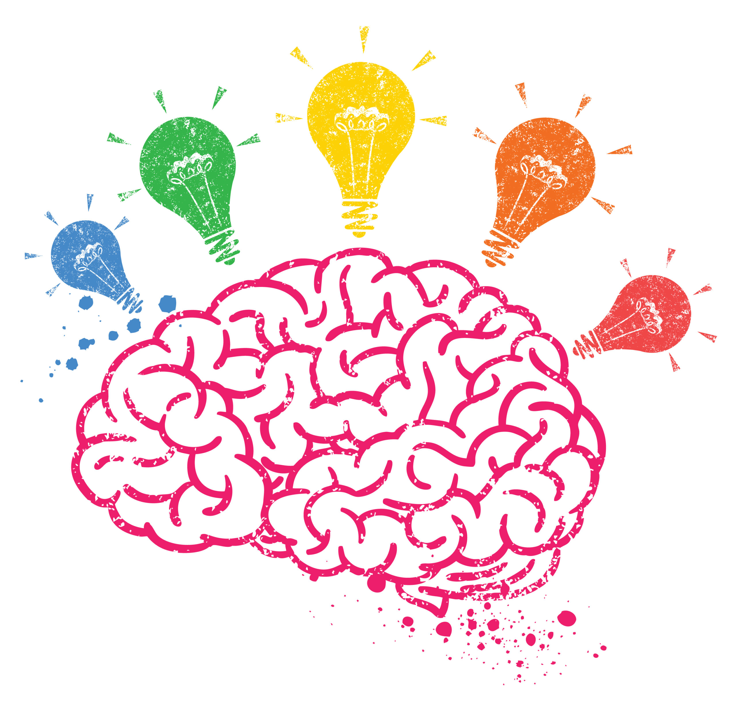 Painter brain and flashbulbs