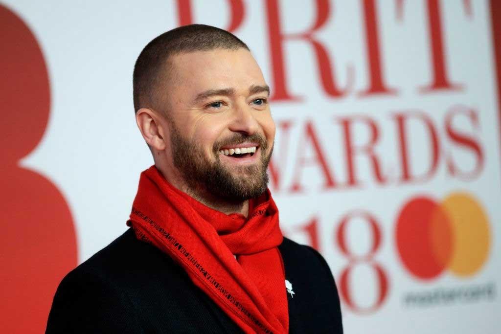 Justin Timberlake Short Hairstyle