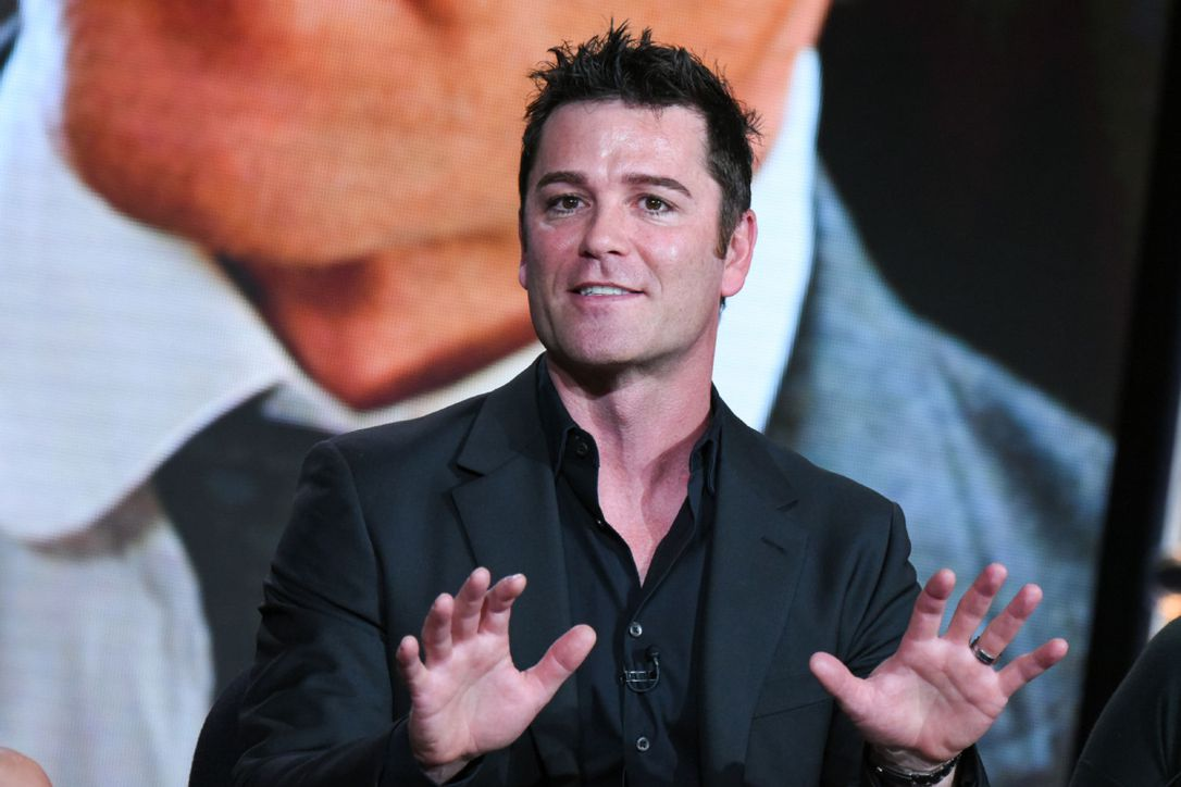 Actor Yannick Bisson