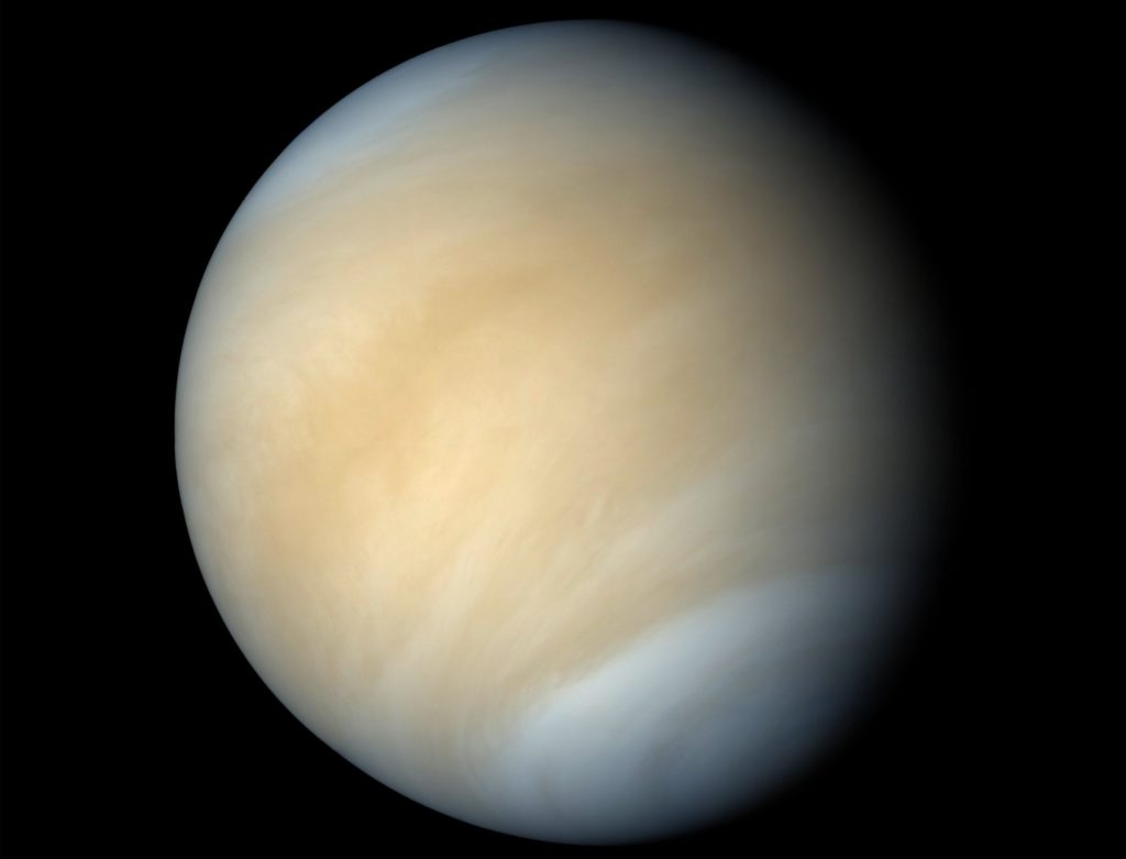 """Signs of Life on Venus"" Are Reported in a Recent Publication"