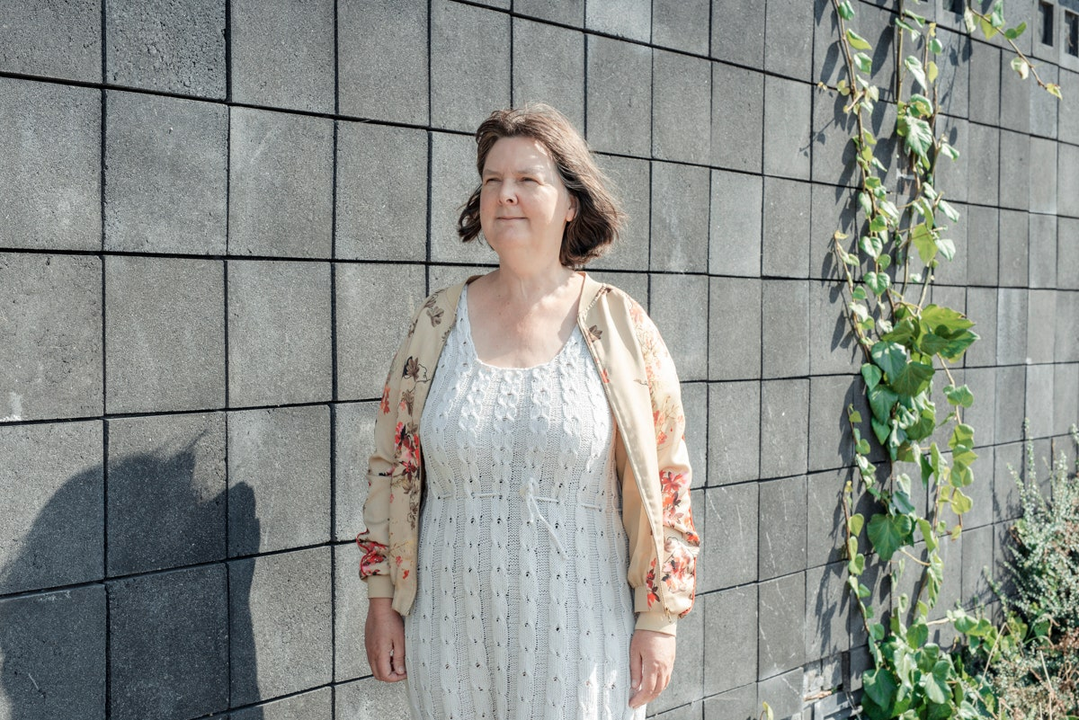 Researcher Jane Greaves
