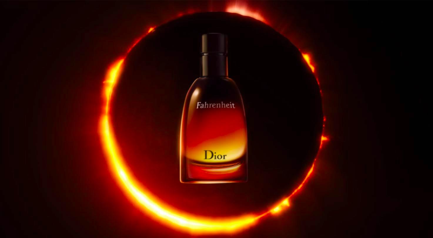 "Dior ""Fahrenheit"""