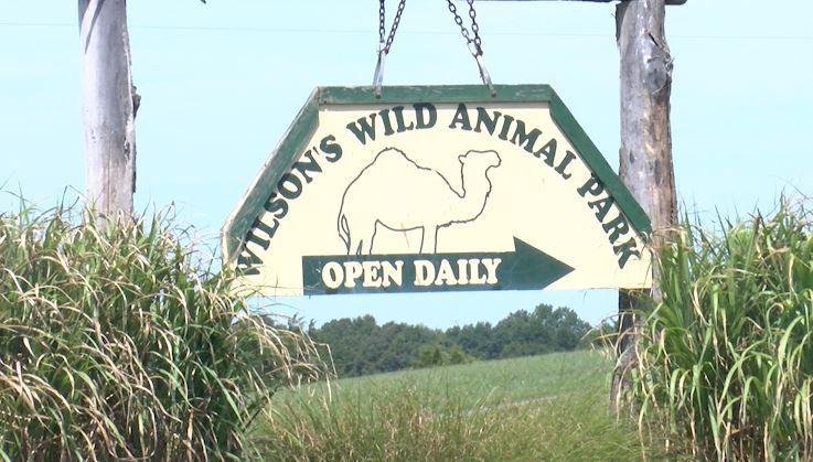 Keith Wilson's Wild Animal Park in Virginia