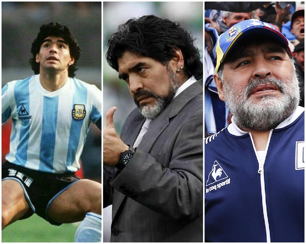 La vida de Diego Armando Maradona plasmada en sus 50 mejores imágenes