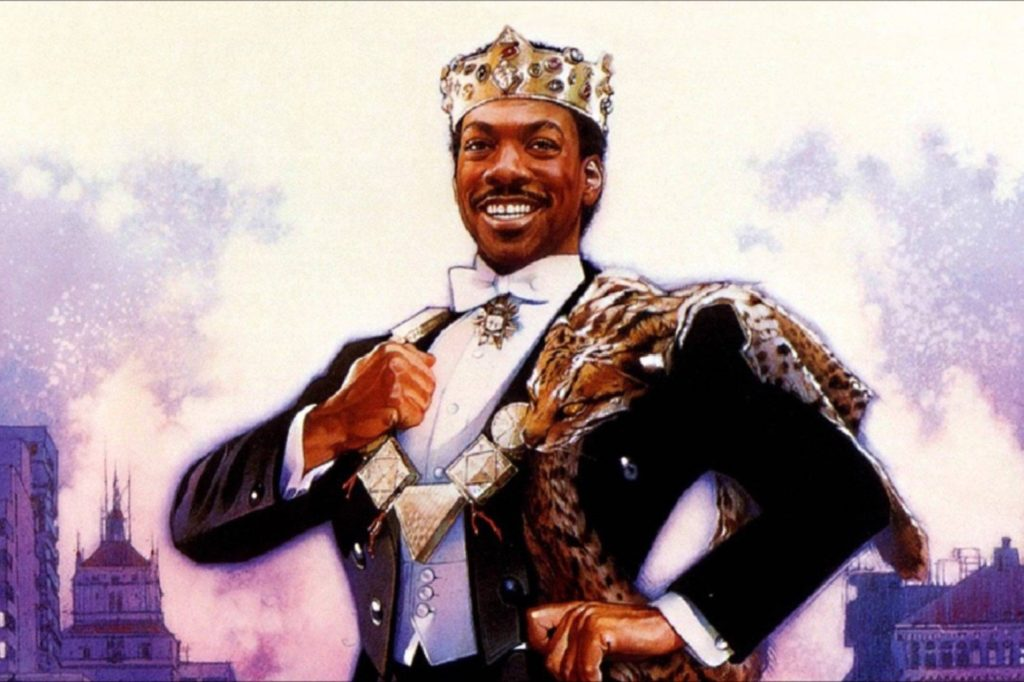 Eddie Murphy in 'Coming to America'