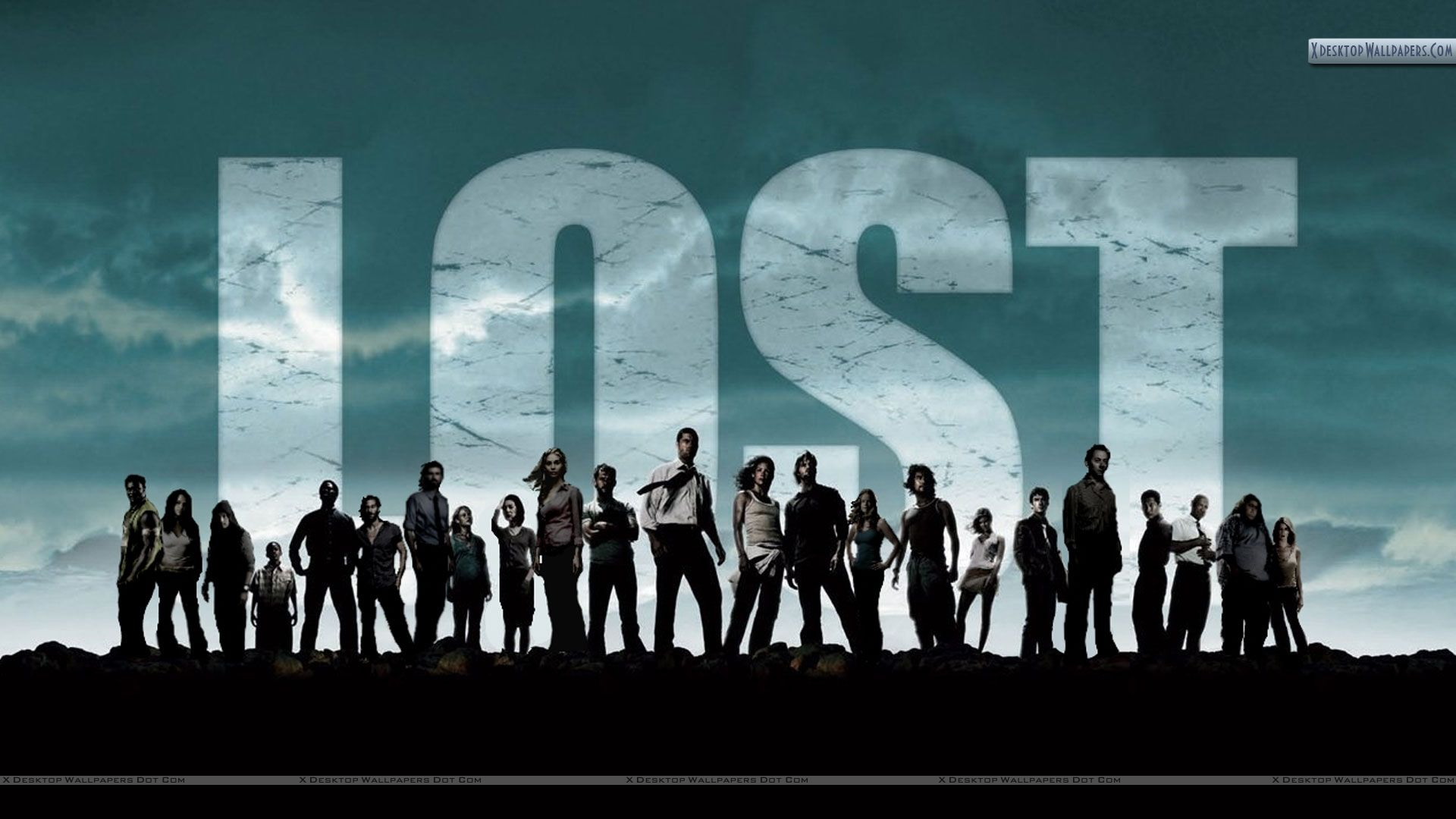 Lost poster