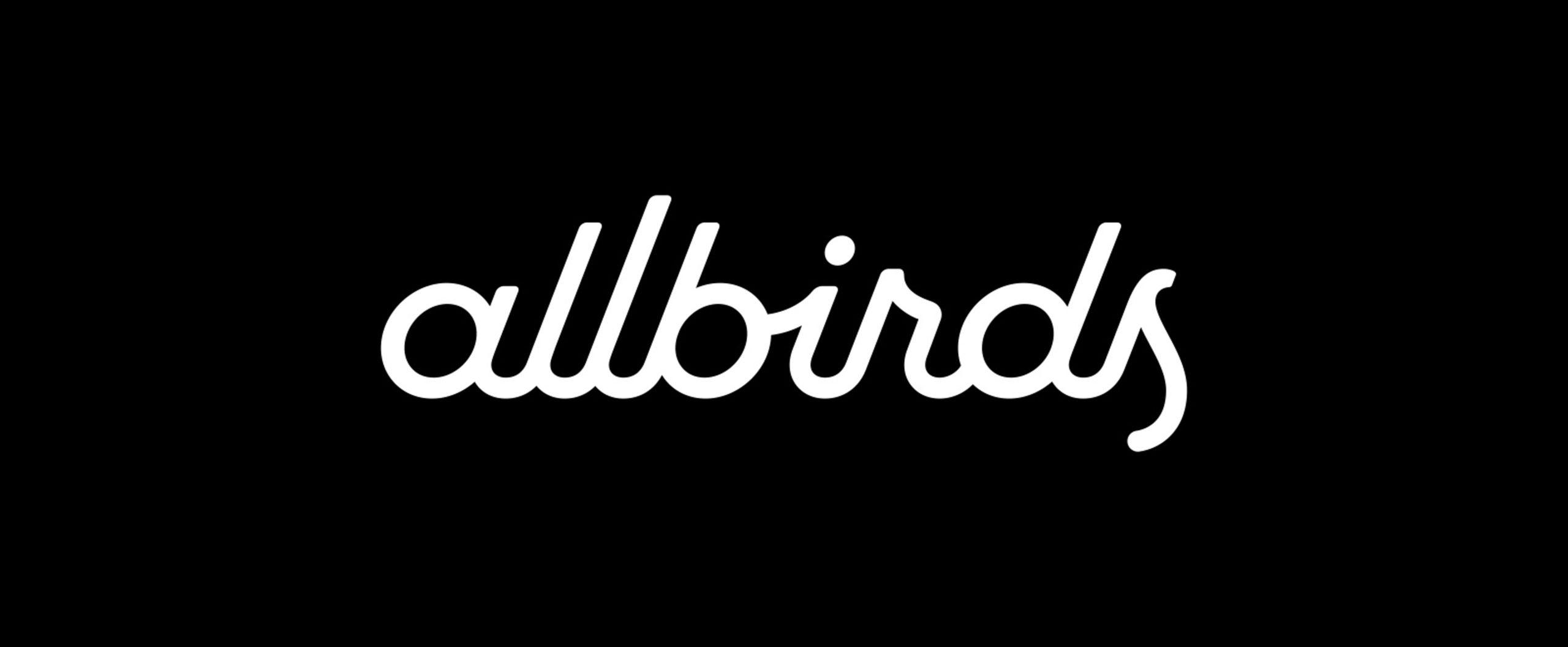 New-Zealand-American footwear company Allbirds' logo