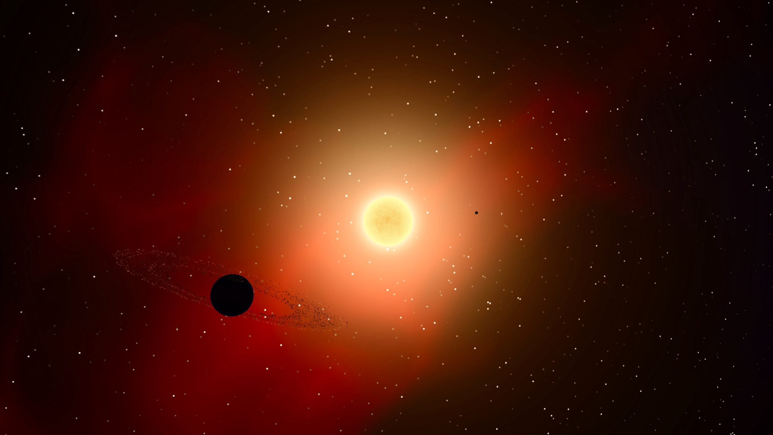 Star system Proxima Centauri