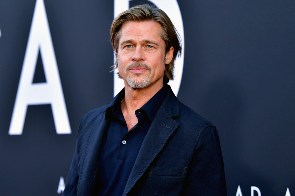 "Brad Pitt at the Premiere Of 20th Century Fox's ""Ad Astra"""