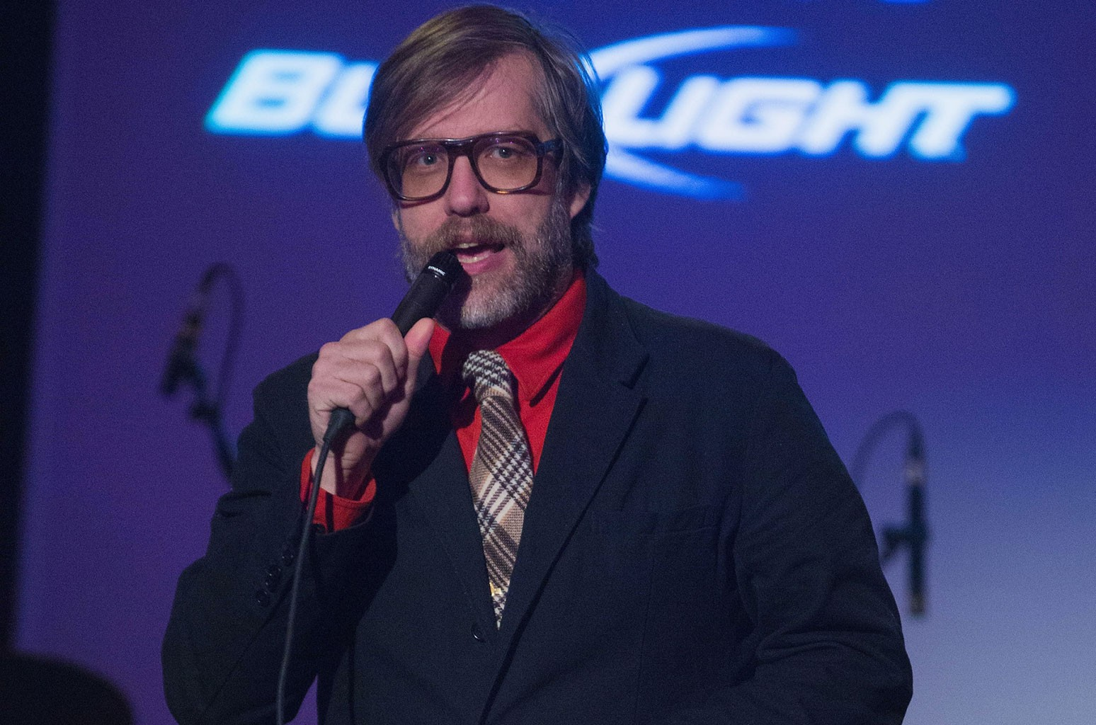 """John Roderick - musician, podcaster, and also known as """"Bean Dad"""""""
