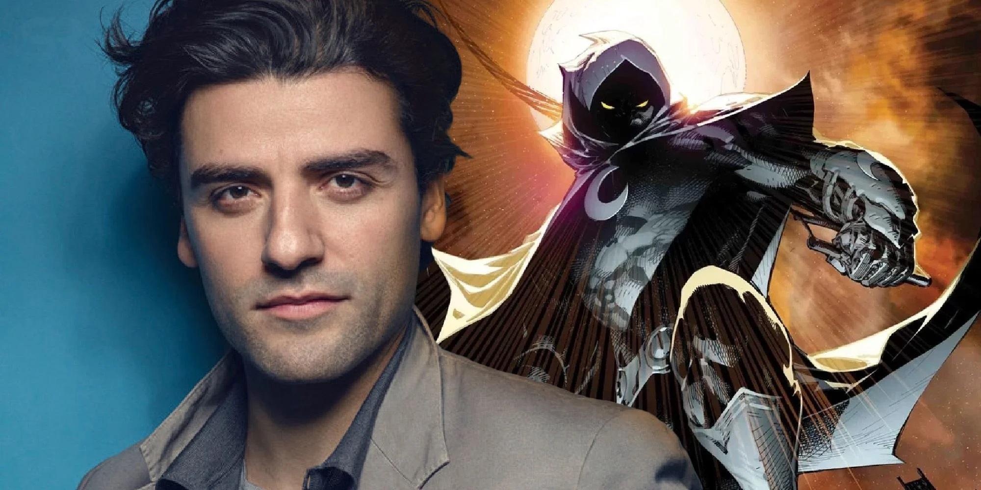 Oscar Isaac Will Play the Moon Knight