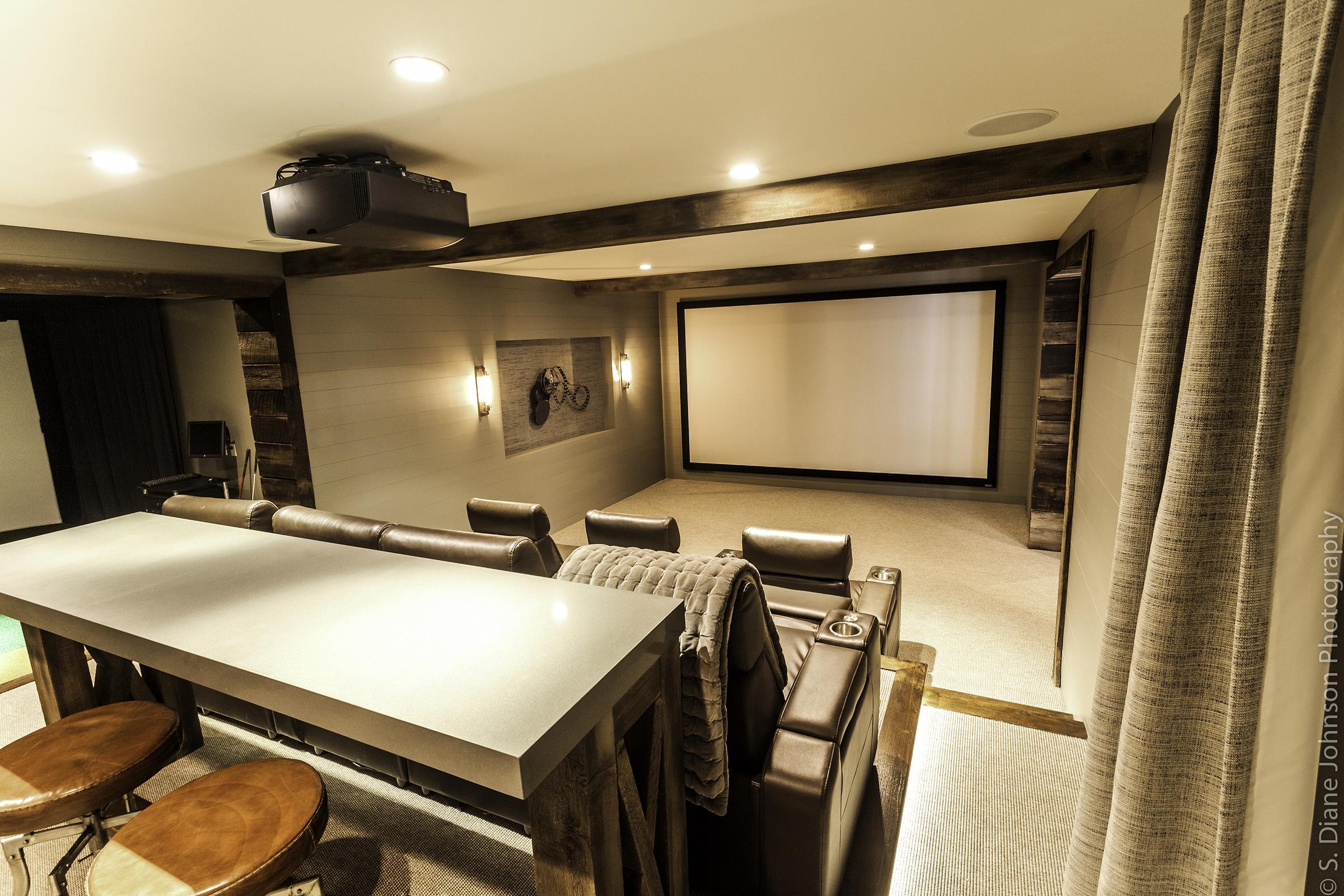 Retro Home Cinema